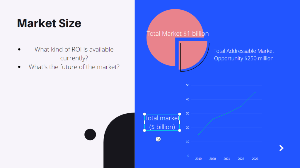 Market Size - Pitch Deck Essentials